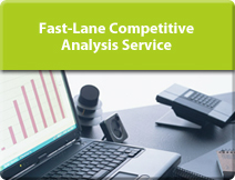 Fast-Lane Competitive Analysis Service